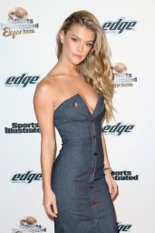 Nina Agdal - Sports Illustrated Experience Friday Night Party in San Francisco 2/5/2016
