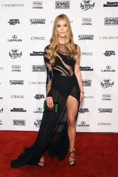 Nina Agdal - Sports Illustrated Swimsuit 2016 Press event in NYC 2/16/2016