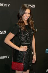 Nina Dobrev - DirecTV Super Saturday Night in San Francisco 2/6/2016