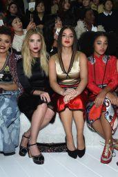Odeya Rush – Marc Jacobs Show – New York Fashion Week 2/18/2016