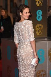 Olga Kurylenko – BAFTA Film Awards 2016 in London