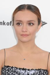 Olivia Cooke – 2016 Film Independent Spirit Awards in Santa Monica, CA
