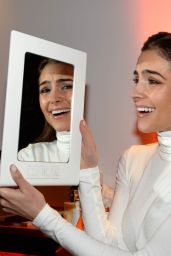 Olivia Culpo - Clinique Pep-Start Eye Cream Launch Party in New York City 2/3/2016