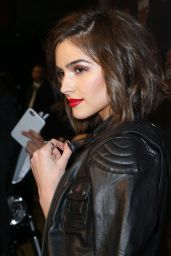 Olivia Culpo - Harley Davidson Black Label Collection Celebration iin New York City, February 2016