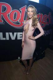 Olivia Jordan - Rolling Stone Live SF in San Francisco 2/6/2016