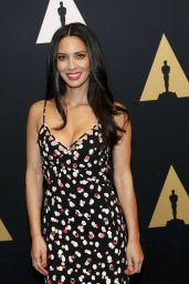 Olivia Munn - Academy of Motion Picture Arts and Sciences