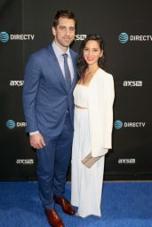 Olivia Munn - DirecTV Super Saturday Night in San Francisco 2/6/2016