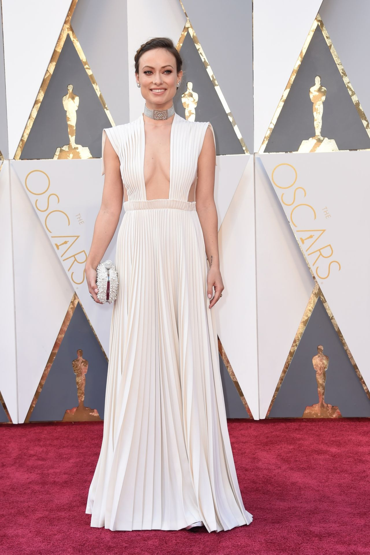 Olivia Wilde Oscars 2016 In Hollywood Part Ii