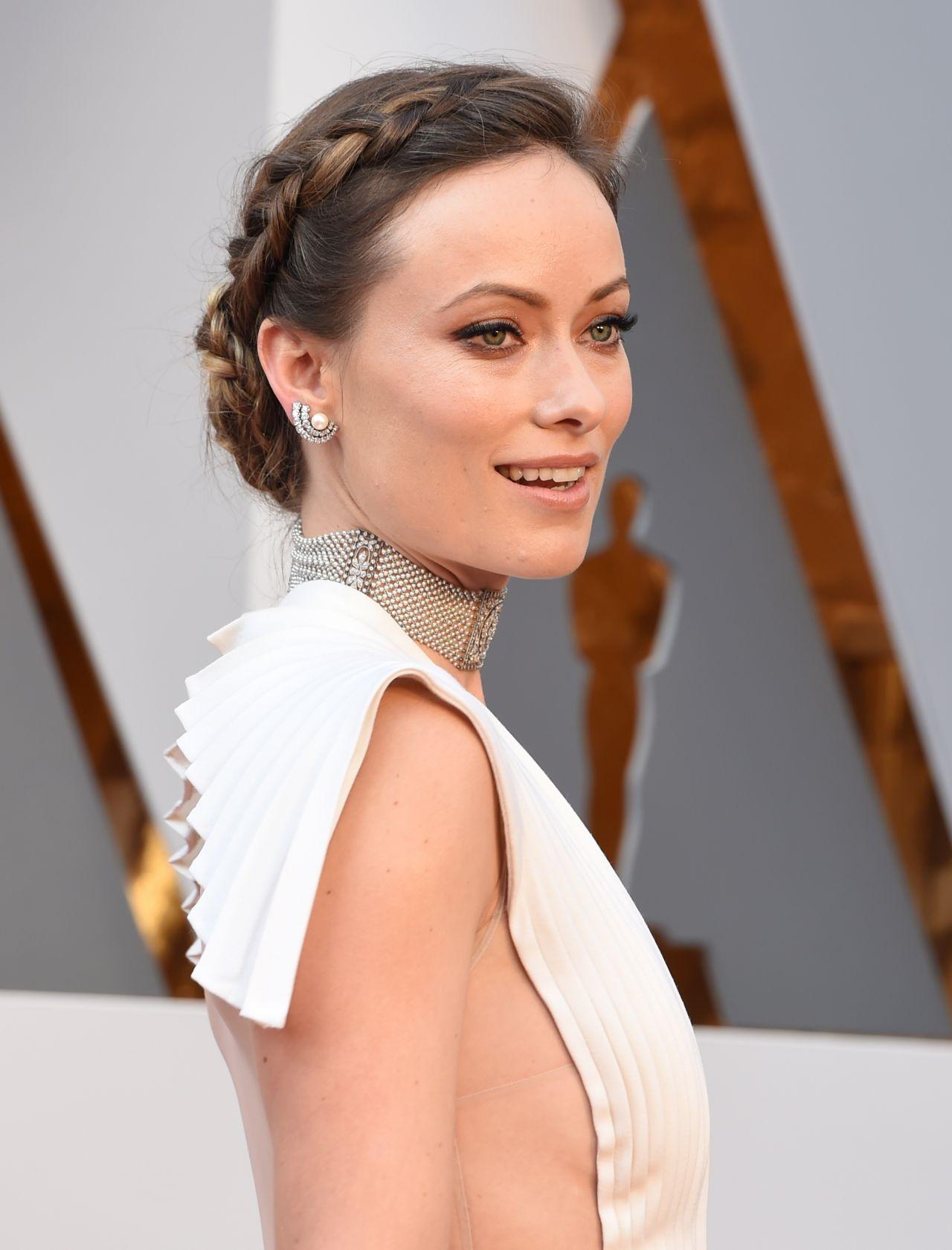 Olivia Wilde – Oscars 2016 in Hollywood, Part II • CelebMafia