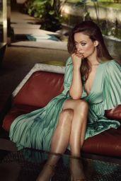 Olivia Wilde - Photo Shoot for Porter Magazine 2016