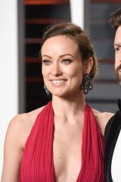 Olivia Wilde – Vanity Fair Oscar 2016 Party in Beverly Hills, CA