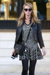 Paris Hilton - Leaving Barneys New York in Beverly Hills, February 2016