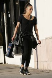 Paula Patton - Out Shopping in Los Angeles, February 2016
