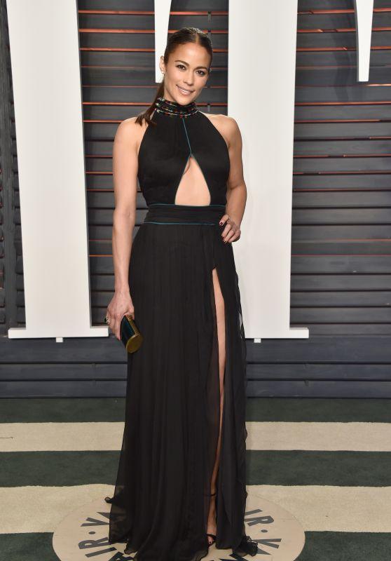 Paula Patton – Vanity Fair Oscar 2016 Party in Beverly Hills, CA