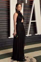 Paula Patton – Vanity Fair Oscar 2016 Party in Beverly Hills, CA