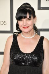 Pauley Perrette – 2016 Grammy Awards in Los Angeles, CA