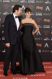 Penelope Cruz - 2016 Goya Film Awards in Madrid