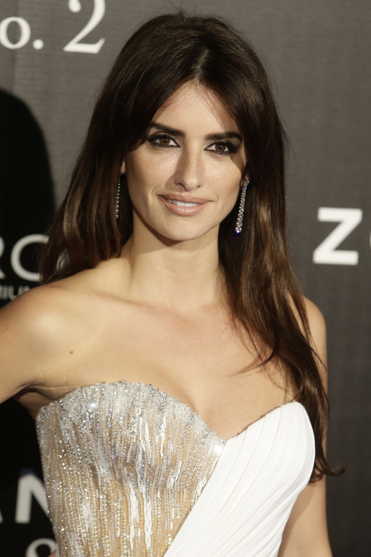 Penelope Cruz Zoolander Screening Madrid