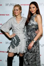 Petra Nemcova - Vivienne Tam Fall 2016 Fashion Show - NYFW 2/15/2016