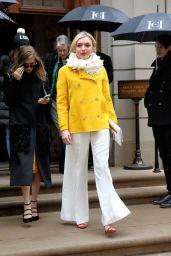 Peyton Roi List - Carolina Herrera Fall 2016 Fashion Show - NYFW 2/15/2016