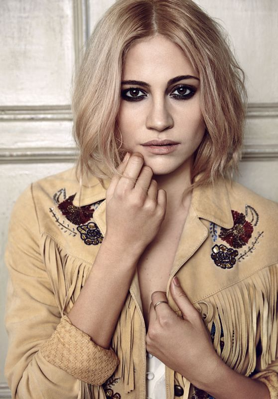 Pixie Lott - Fabulous Magazine Photos February 2016