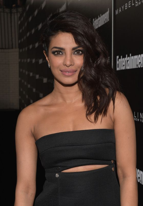 Priyanka Chopra - EW Celebration Honoring SAG Awards 2016 Nominees in Los Angeles