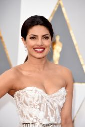 Priyanka Chopra – Oscars 2016 in Hollywood, CA 2/28/2016