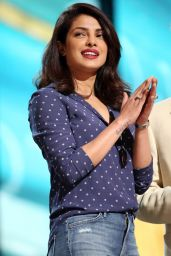 Priyanka Chopra – Rehearsing for the 88th Annual Academy Awards in Hollywood, CA 2/27/2016