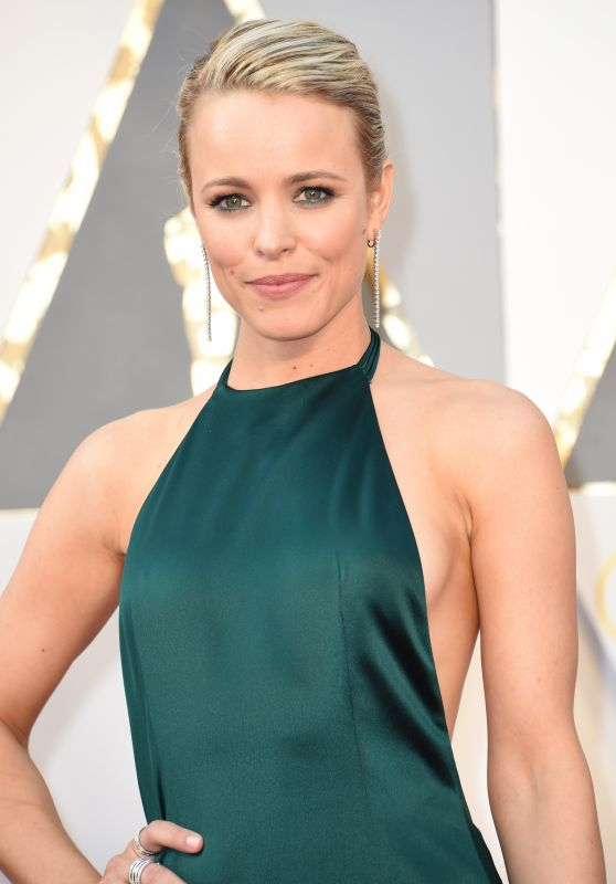 Rachel McAdams – Oscars 2016 in Hollywood, CA 2/28/2016 Rachel Mcadams