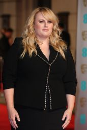 Rebel Wilson – BAFTA Film Awards 2016 in London