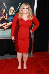 Rebel Wilson – 'How To Be Single' Premiere in New York