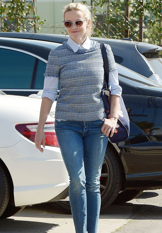 Reese Witherspoon - Out in Los Angeles 2/23/2016