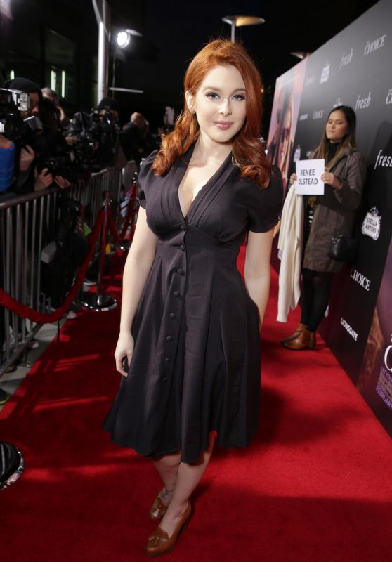 Renee Olstead -