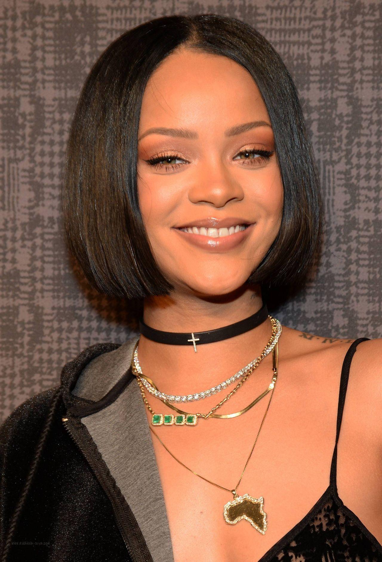 Rihanna - Fenty Puma Fall 2016 Collection - NYFW, February ... Rihanna 2016