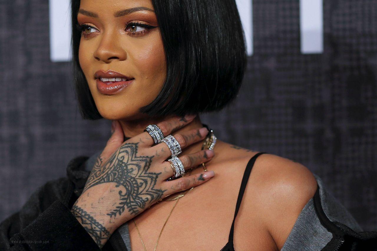 Rihanna Fenty Puma Fall 2016 Collection Nyfw February