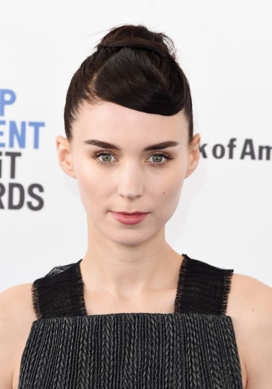 Rooney Mara – 2016 Film Independent Spirit Awards in Santa Monica, CA