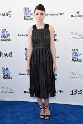 Rooney Mara – 2016 Film Independent Spirit Awards in Santa Monica, CA