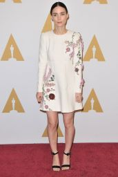 Rooney Mara - Academy Awards 2016 Nominee Luncheon in Beverly Hills