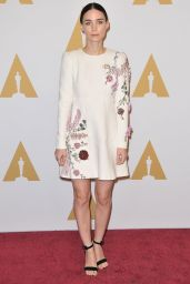 Rooney Mara - Academy Awards 2016 Nominee Luncheon in Beverly Hills