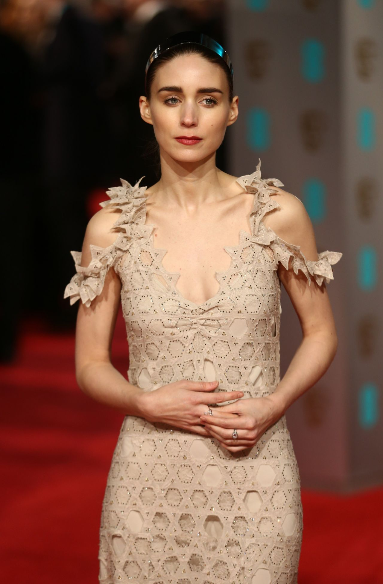 Rooney Mara Bafta Film Awards 2016 In London