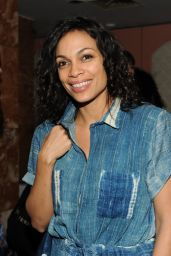 Rosario Dawson - New York Fashion Week  Opening Ceremony After Party, February 2016