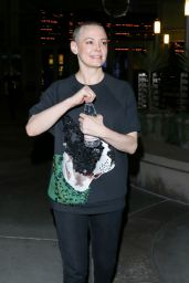 Rose McGowan at ArcLight Theatre in Los Angeles 2/8/2016