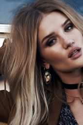 Rosie Huntington-Whiteley - Paige Denim Spring Summer 2016 Photos