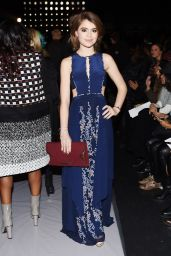 Sami Gayle – BCBGMAXAZRIA Fall 2016 Show in New York City 2/11/2016