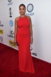 Sanaa Lathan – NAACP Image Awards 2016 Presented by TV One in Pasadena, CA