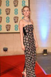 Saoirse Ronan – BAFTA Film Awards 2016 in London