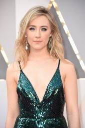 Saoirse Ronan – Oscars 2016 in Hollywood, Part II