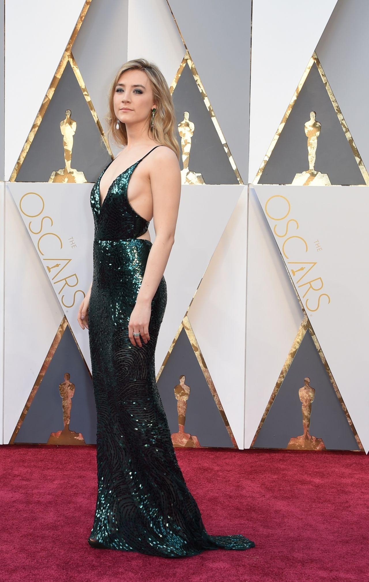 Saoirse Ronan Oscars 2016 In Hollywood Part Ii