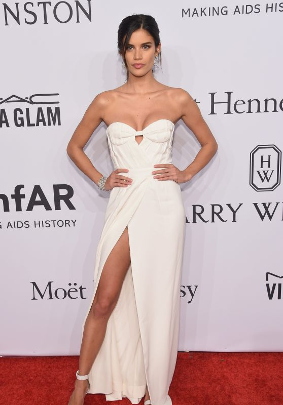 Sara Sampaio - 2016 amfAR New York Gala in New York City, NY