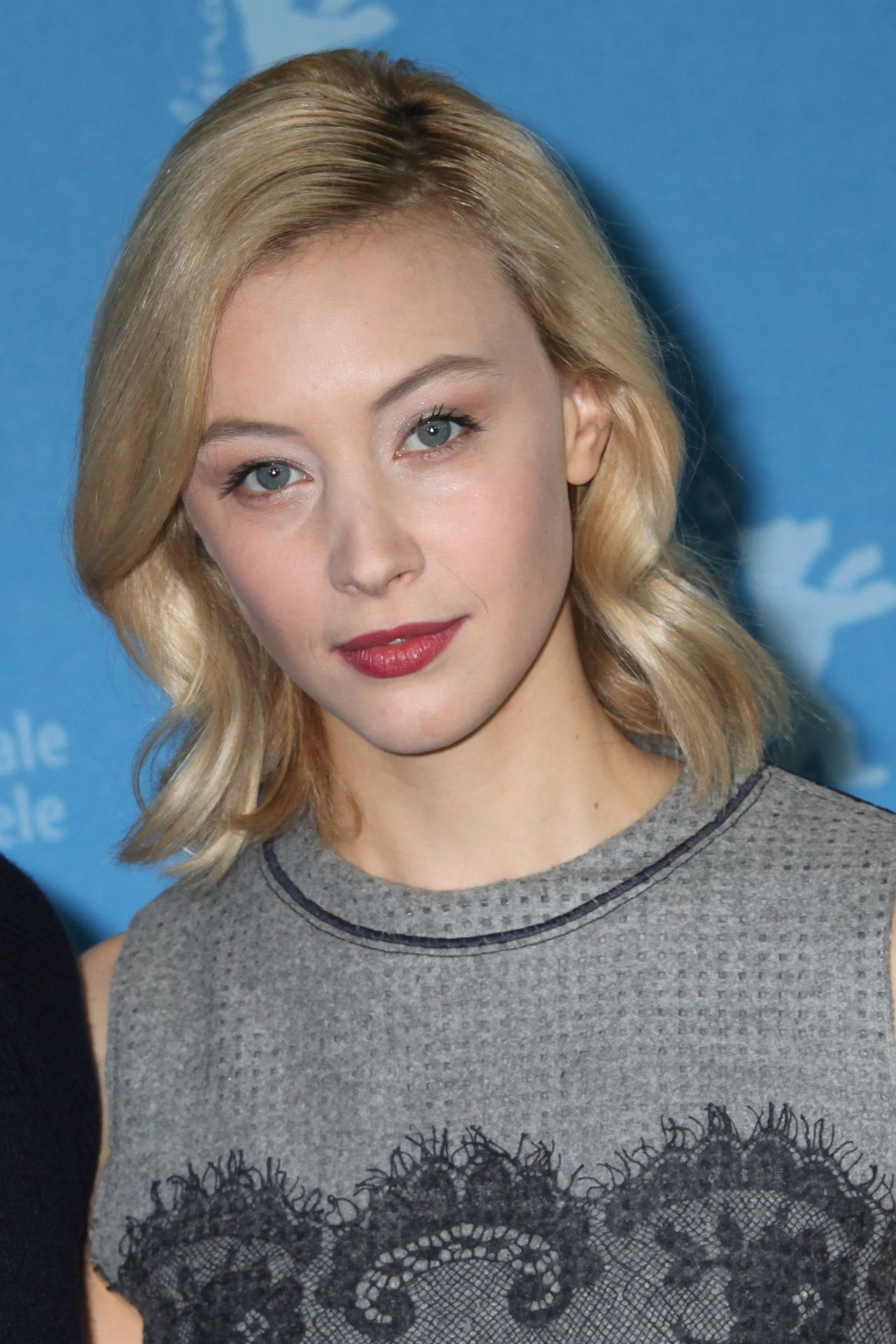 Sarah Gadon Indignation Photo Call 66th Berlinale